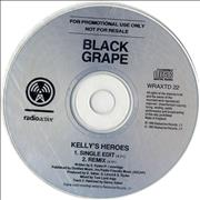 Click here for more info about 'Black Grape - Kelly's Heroes'