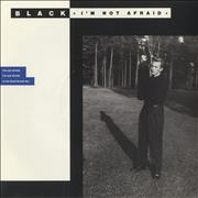 Click here for more info about 'Black - I'm Not Afraid'