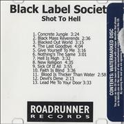 Click here for more info about 'Black Label Society - Shot To Hell'