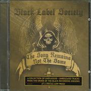 Click here for more info about 'Black Label Society - The Song Remains Not The Same'