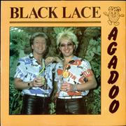 Click here for more info about 'Black Lace (UK) - Agadoo'