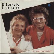Click here for more info about 'Black Lace (UK) - El Vino Collapso'