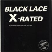 Click here for more info about 'Black Lace (UK) - X-Rated'