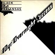 Click here for more info about 'Black Oak Arkansas - 10yr Overnight Success - Test Pressing'