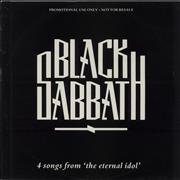 Click here for more info about 'Black Sabbath - 4 Songs From The Eternal Idol'