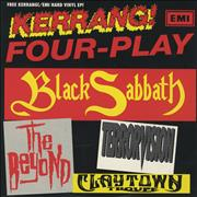 Click here for more info about 'Kerrang! Magazine - Kerrang Four Play'