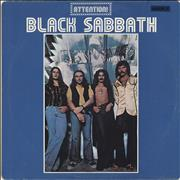 Click here for more info about 'Black Sabbath - Attention! Black Sabbath Volume Two'