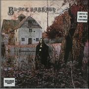 Click here for more info about 'Black Sabbath - Black Sabbath - 180gm Orange Vinyl - Sealed'