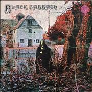 Click here for more info about 'Black Sabbath - 1st - VG - Autographed'