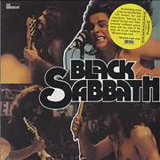 Black Sabbath Black Sabbath - Sealed Italy vinyl LP