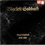 Click here for more info about 'Black Sabbath - Blackest Sabbath'