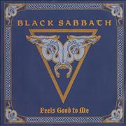 Click here for more info about 'Black Sabbath - Feels Good To Me'