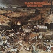 Click here for more info about 'Black Sabbath - Greatest Hits - Smooth Sleeve'