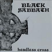 Click here for more info about 'Black Sabbath - Headless Cross + Poster Sleeve'