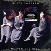 Click here for more info about 'Black Sabbath - Heaven And Hell - Virgin Vinyl'