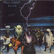 Click here for more info about 'Black Sabbath - Live Evil - EX'
