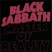 Click here for more info about 'Black Sabbath - Master Of Reality - Glossy Sleeve'