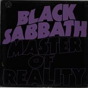 Click here for more info about 'Black Sabbath - Master Of Reality'