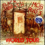 Click here for more info about 'Black Sabbath - Mob Rules World Tour Programme - Sealed'