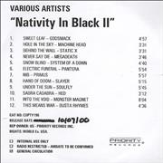 Click here for more info about 'Black Sabbath - Nativity In Black II'