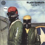 Click here for more info about 'Black Sabbath - Never Say Die! + Bonus CD - Sealed'