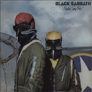 Click here for more info about 'Black Sabbath - Never Say Die! - EX'