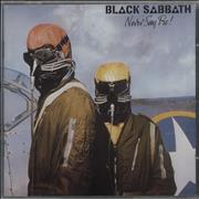 Click here for more info about 'Black Sabbath - Never Say Die'