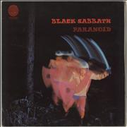 Click here for more info about 'Black Sabbath - Paranoid - 3rd - EX'