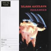 Click here for more info about 'Black Sabbath - Paranoid - Purple Vinyl & Art Print'