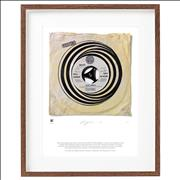 Click here for more info about 'Black Sabbath - Paranoid - SuperSizeArt Numbered Print'