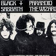 Click here for more info about 'Black Sabbath - Paranoid/The Wizard'