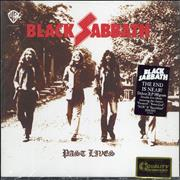 Click here for more info about 'Black Sabbath - Past Lives'