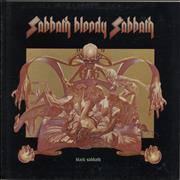 Click here for more info about 'Sabbath Bloody Sabbath - 1st + Inner - VG'