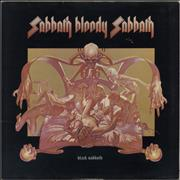 Click here for more info about 'Black Sabbath - Sabbath Bloody Sabbath - 3rd - VG'