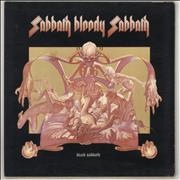 Click here for more info about 'Black Sabbath - Sabbath Bloody Sabbath - 3rd - EX - No Inner'