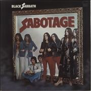 Click here for more info about 'Black Sabbath - Sabotage - 1st - Mislabelled'