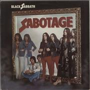 Click here for more info about 'Black Sabbath - Sabotage - 1st - VG'