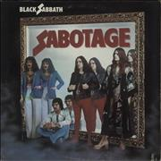 Click here for more info about 'Black Sabbath - Sabotage - EX'