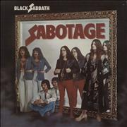 Click here for more info about 'Black Sabbath - Sabotage - EX/NM'