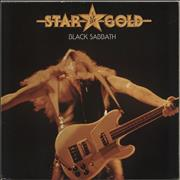 Click here for more info about 'Black Sabbath - Star Gold'