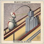 Click here for more info about 'Black Sabbath - Technical Ecstasy + Insert'