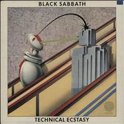 Click here for more info about 'Black Sabbath - Technical Ecstasy + Press Kit'