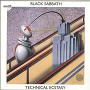 Click here for more info about 'Black Sabbath - Technical Ecstasy - Bonus CD + Sealed'