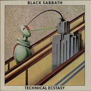 Click here for more info about 'Black Sabbath - Technical Ecstasy'