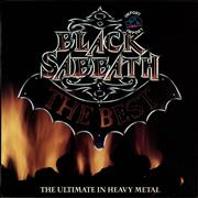 Click here for more info about 'The Best: The Ultimate In Heavy Metal - Blue'