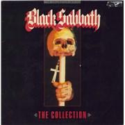 Black Sabbath The Collection UK 2-LP vinyl set