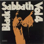 Click here for more info about 'Black Sabbath - Vol. 4 + Booklet'