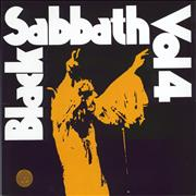 Click here for more info about 'Black Sabbath - Vol. 4 + CD'