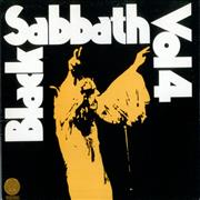 Click here for more info about 'Black Sabbath - Vol. 4 - 1st - EX'