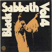 Click here for more info about 'Black Sabbath - Vol. 4 - 1st - VG+/EX-'